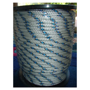 Polyester, Double Braid - 6mm x 100m