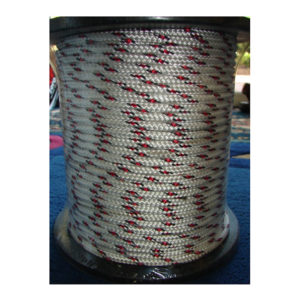 Polyester, Double Braid - 6mm x 200m